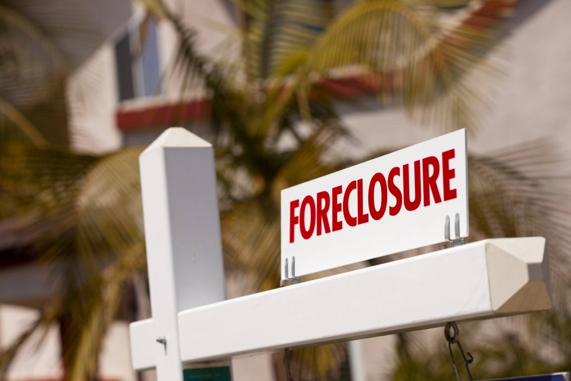 Stopping Foreclosure Action
